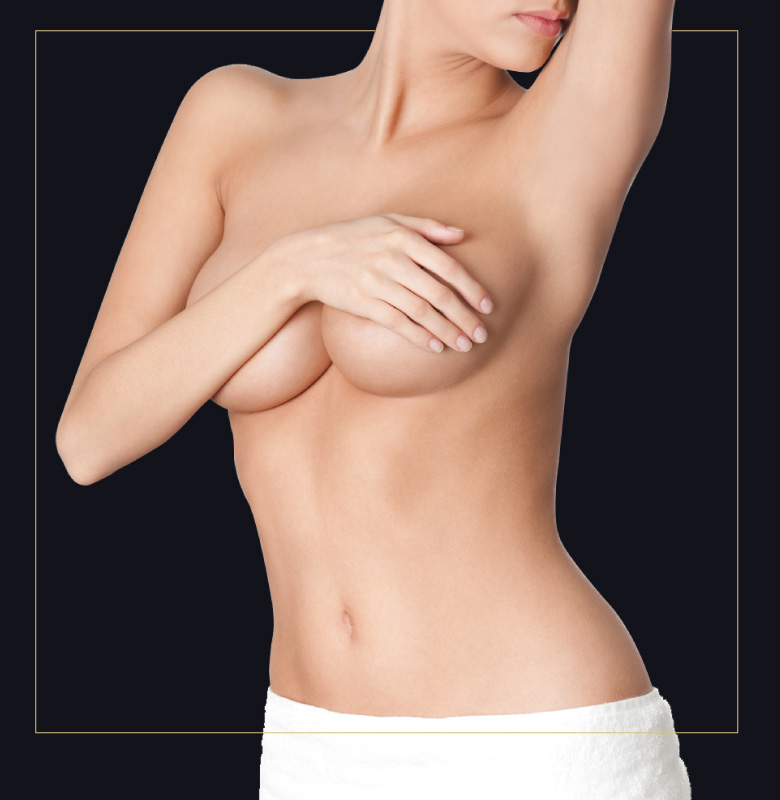 Entra nella sezione chirurgia al seno mastoplastica additiva a verona